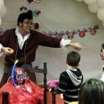 Fiestas infantiles Barcelona domicilio