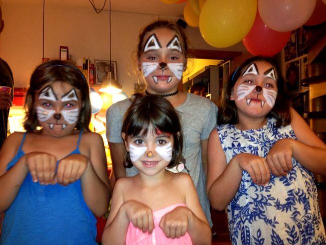 Fiestas infantiles barcelona a domicilio