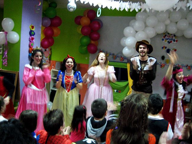 Animaciones infantiles barcelona