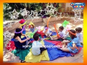Animaciones fiestas infantiles