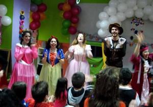 Fiestas de cumpleaños infantiles Barcelona.es