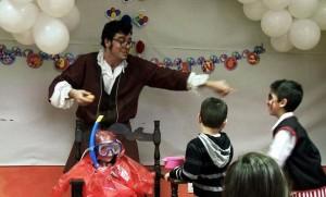Fiestas de cumpleaños infantiles Barcelona.es.