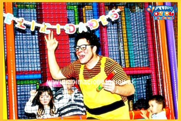 animadores de fiestas infantiles