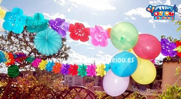Decoración de Fiestas Infantiles en Barcelona
