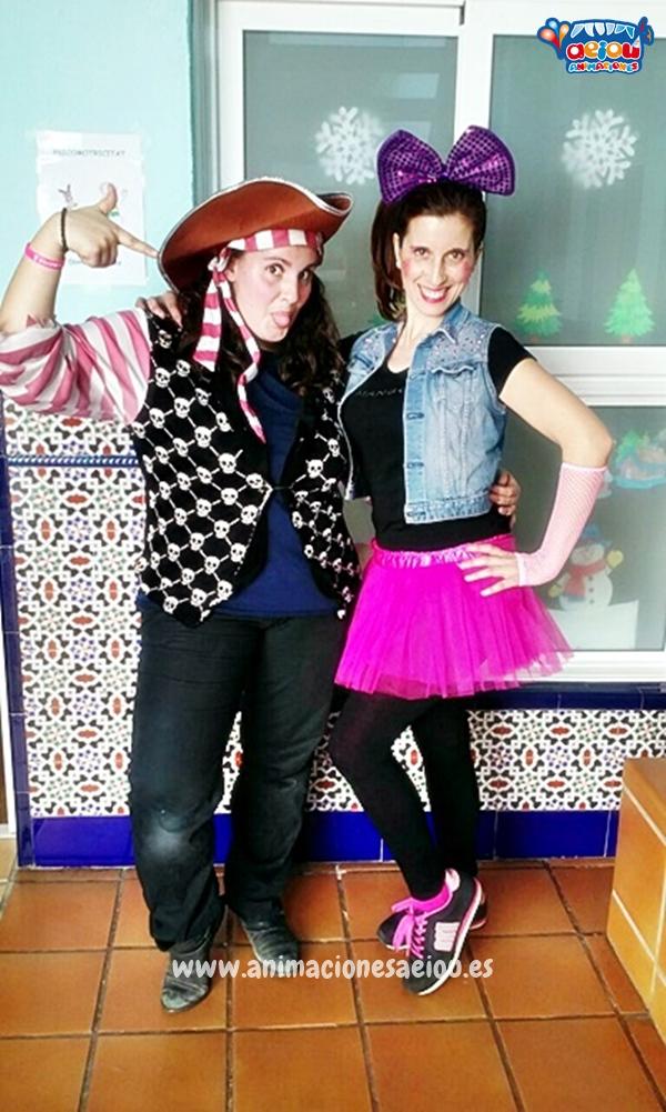 Fiestas infantiles de Piratas en Barcelona