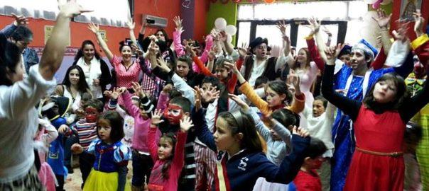 Animadores, magos y payasos para fiestas infantiles en Rubí