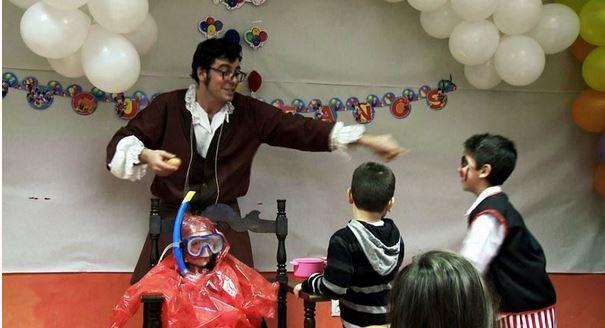 Animadores, magos y payasos para fiestas infantiles en Vilanova i la Geltrú