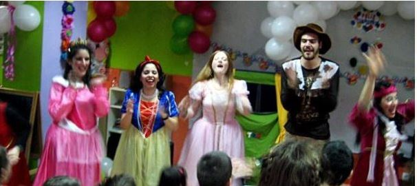 Animadores para fiestas infantiles Prat de Llobregat