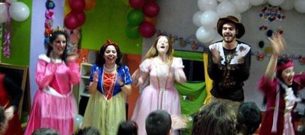 Animadores para fiestas infantiles en Rubí