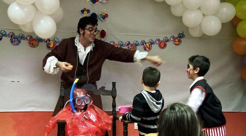 Magos para fiestas infantiles en Cornella