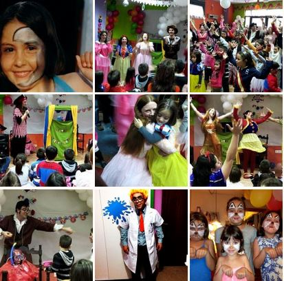 Animadores, magos y payasos para fiestas infantiles en Balaguer