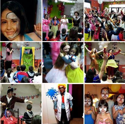 Animadores, magos y payasos para fiestas infantiles en Blanes