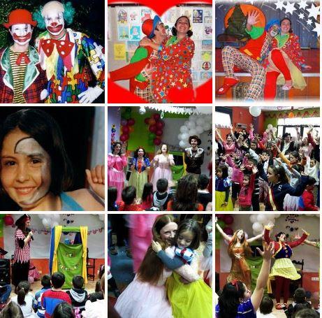 Animadores, magos y payasos para fiestas infantiles en El Vendrell
