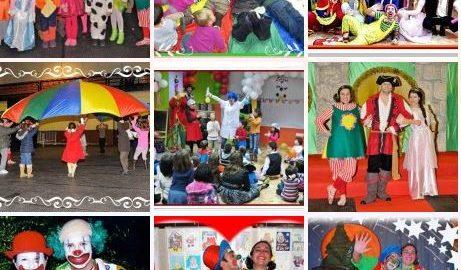 Animadores, magos y payasos para fiestas infantiles en Esplugues de Llobregat