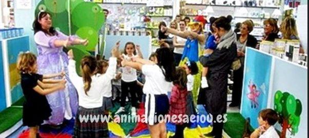 Animadores, magos y payasos para fiestas infantiles en Mollerussa