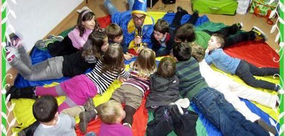 Animadores, magos y payasos para fiestas infantiles en Olot