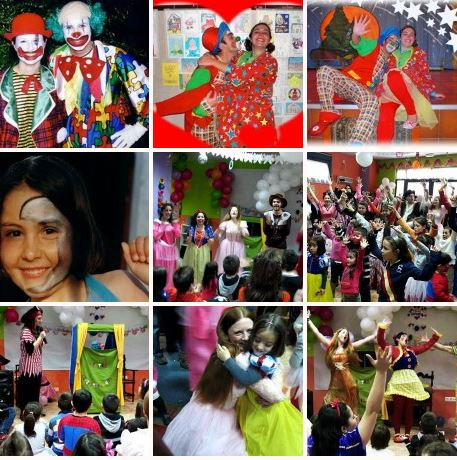 Animadores, magos y payasos para fiestas infantiles en Tarragona