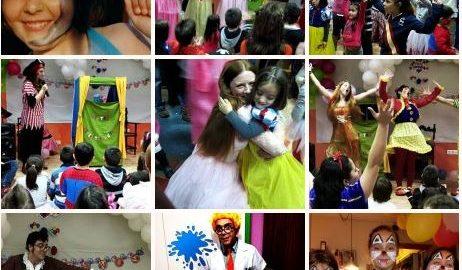 Animadores, magos y payasos para fiestas infantiles en Tortosa