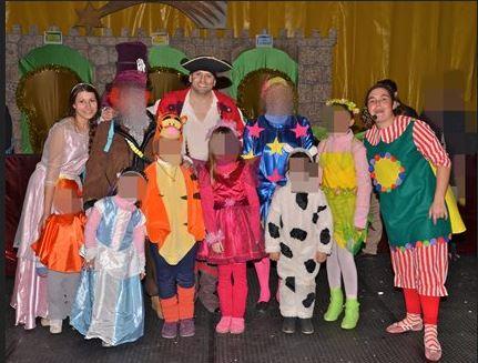 Animadores para fiestas infantiles en Mollerussa