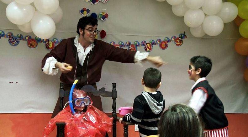 Animadores para fiestas infantiles en Mollet del Vallès