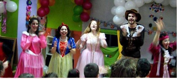 Animadores para fiestas infantiles en Valls