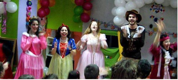 Animadores para fiests infantiles en El Vendrell