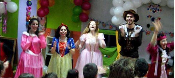 Magos para fiestas infantiles en Cambrils