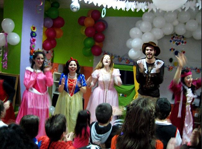 Magos para fiestas infantiles en Salou