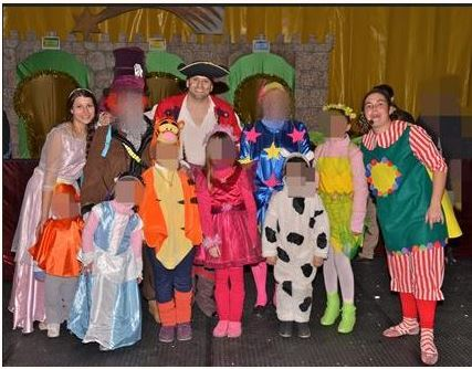 Magos para fiestas infantiles en Tortosa