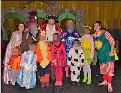 Payasos para fiestas infantiles en Granollers