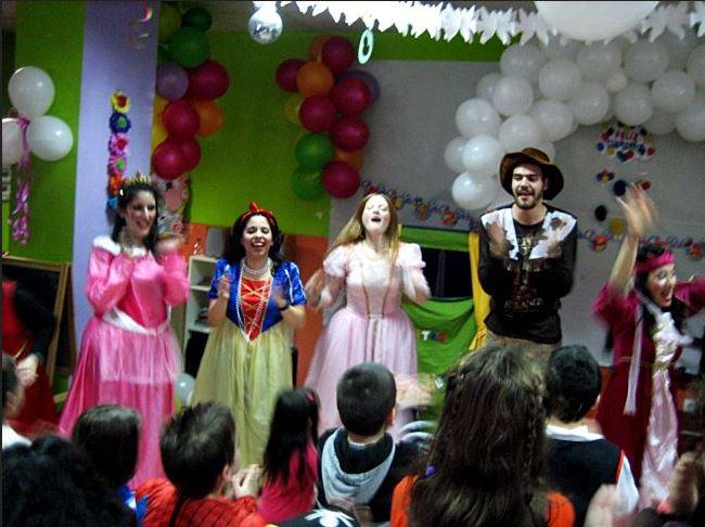 Payasos para fiestas infantiles en Lloret de Mar