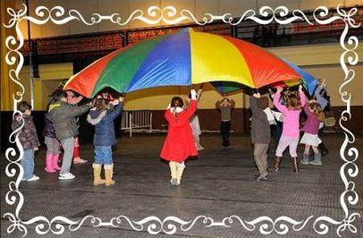 Payasos para fiestas infantiles en Lleida